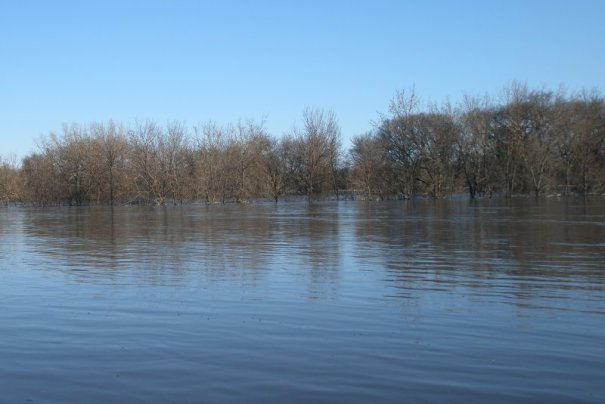 river flooding 2009