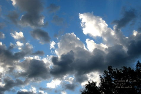 Clouds and Sunshine