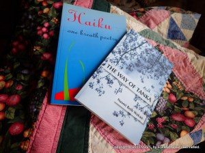 books on Japanese poetry written by Naomi Beth Wakan