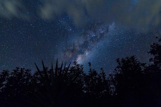 stairway of stars